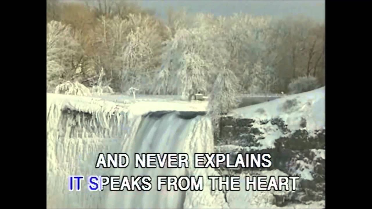 Download Love Doesn't Ask Why (Karaoke) - Style of Celine Dion