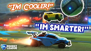 Smart Rocket League Players vs Mechanical Players (who's better?)