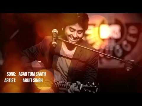 Agar Tum Saath Ho | Arijit Singh Unplugged Version.