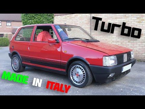 Fiat Uno Turbo Sound Compilation