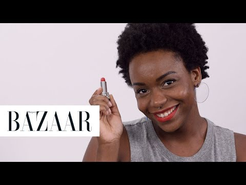 Can The Dior 999 Red Lipstick Look Good On Everyone?  | Harper