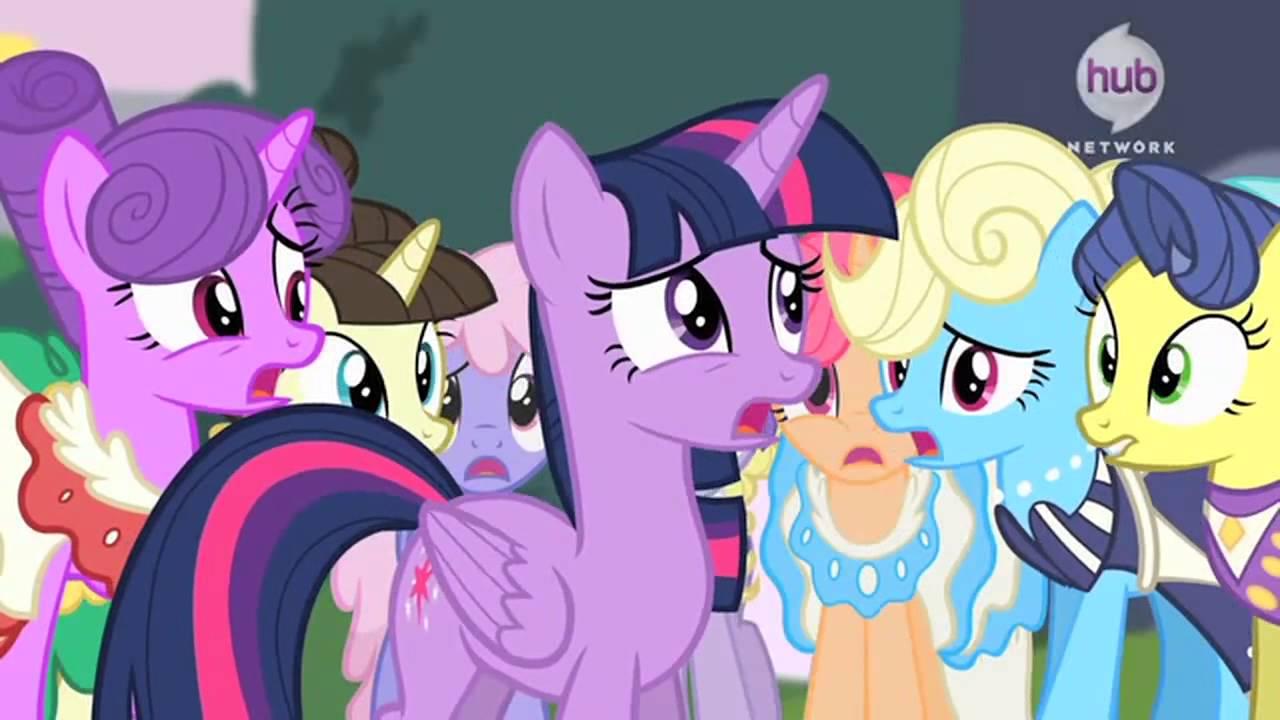 my little pony friendship is magic season 4 premiere preview via tv