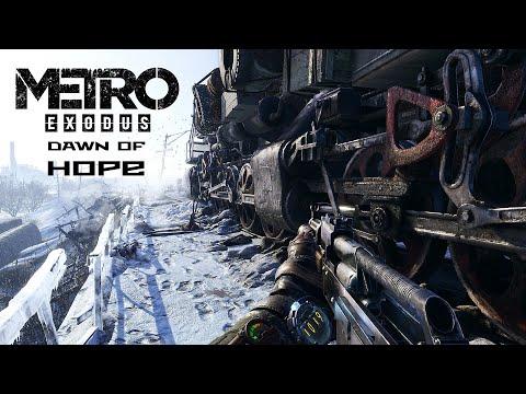 Metro Exodus - Dawn Of Hope (Guitar & violin Cover)