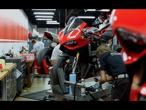 AMS Ducati Dallas Service Center