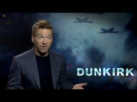 Dunkirk Interview - Kenneth Branagh