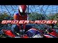 !チャンネル名変更のお知らせ! SPYDER-RIDER誕生 CBR1000RR SP Fireblade モトブログ