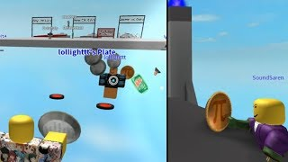 [ROBLOX] Plates of fate highlights