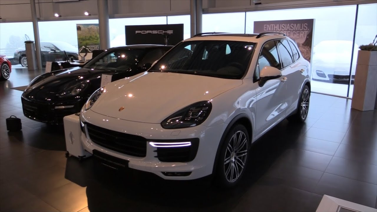 porsche cayenne turbo 2016 in depth review interior exterior youtube