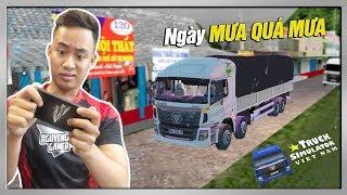 Truck Simulator Vietnam #3 | Vận Chuyển Bia HEINEKEN Ngày Mưa