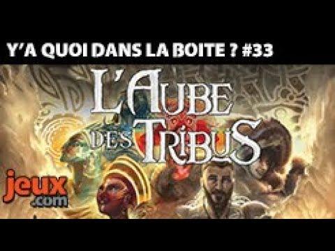 L'Aube des Tribus - UNBOXING