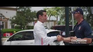 Andy Thomson for Boca Raton City Council