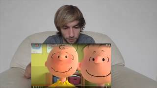 The Peanuts Movie Trailer Reactions!