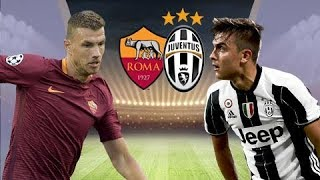 PES 2018 | AS Roma vs Juventus |  Derby Full Match | Serie A | Gameplay PC