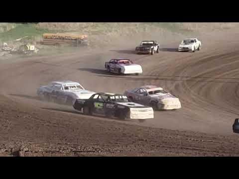 Stock car heat #2 RPM Speedway