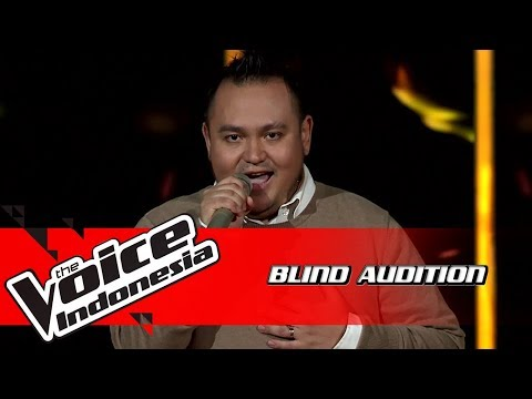 Robin - Stay With Me | Blind Auditions | The Voice Indonesia GTV 2018