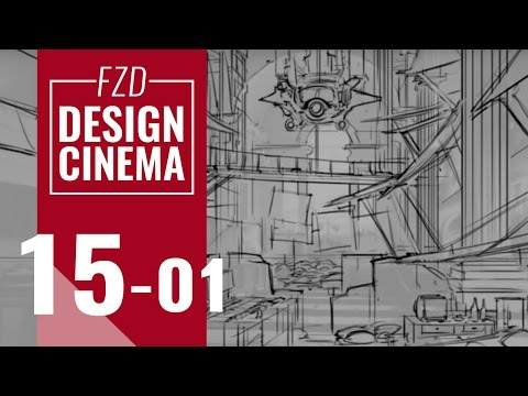 Design Cinema – EP 15 -  Set Design Part 01