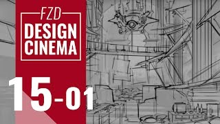 Design Cinema – EP 15 -  Set Design Part 01