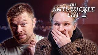 CABARETIER ONDERBREKEN! - The Anti-Bucketlist | Gierige Gasten