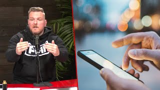Pat McAfee Talks About How Social Media Can Help Athletes Tell The True Story