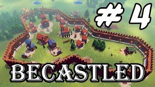Becastled - Día 9: Nuestras defensas son óptimas 👀 - Cap. 04 - Gameplay Español