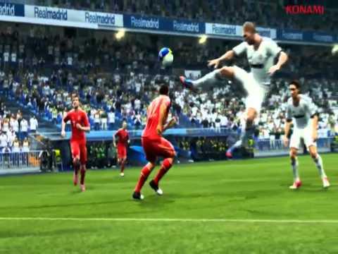 Pro Evolution Soccer 2013 - Gamescom 2012 Trailer