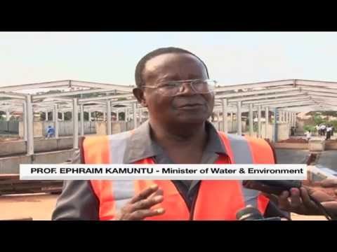 Lubigi Water Treatment Plant to be opened soon