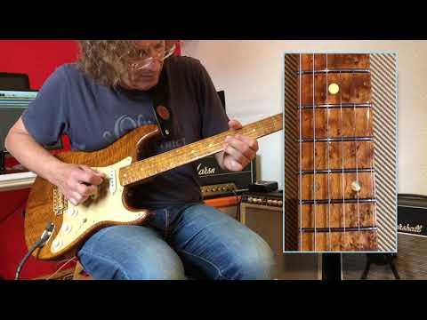 Fender Custom Shop Artisan Stratocaster