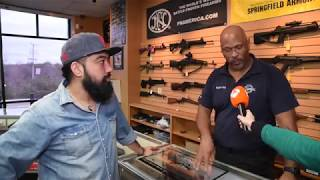 Armas de fuego en Estados Unidos: los datos más llamativos