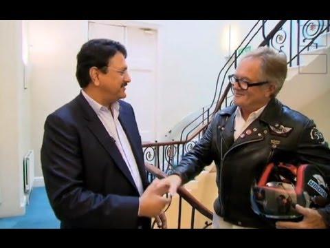 Dare Jennings and Ajay Piramal - Ideas Exchange - BBC