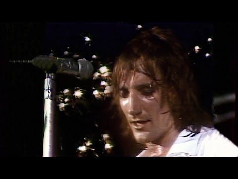 Rod Stewart - I Don't Want Talk About It (Official Video) HD
