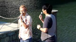 マチ☆アソビvol.3のトークショーでひょうたん島周遊船」の良さを語る小...
