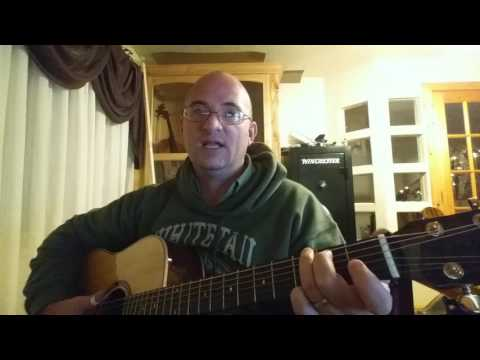 How to Play the Wise Man and the Foolish Man on Guitar