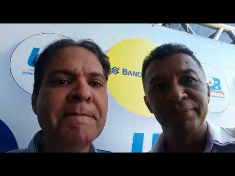 Eures Ribeiro, prefeito de Bom Jesus da Lapa, presidente da UPB e vice presidente da CNM, falou ao blog Hailton Pereira sobre o encontro que começou hoje em Barreiras promovido pela  UPB, Veja o vídeo