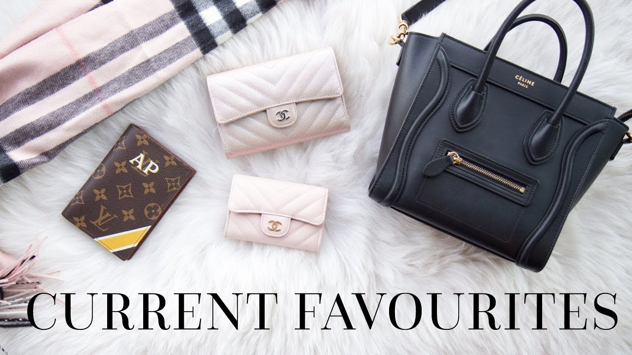 04e78a9cb82c CURRENT FAVOURITES | LIFESTYLE & LUXURY. Chase Amie