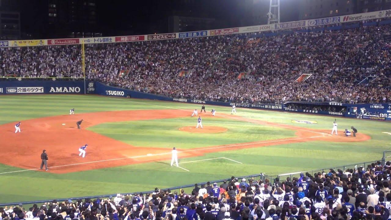 4勝2敗で2年連続となる日本シリーズ出場