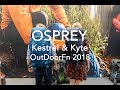 Osprey Kestrel and Kyte Backpacks | #OutDoorFN 2018 Gear News