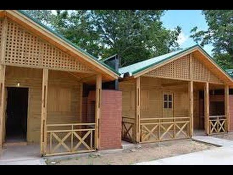 Como construir una caba a de madera youtube - Como construir una casa de madera ...