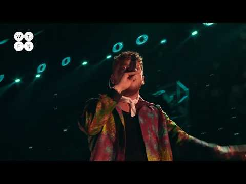 "Bazzi Performs ""Mine"" And ""Beautiful""  (Live At WE THE FEST 2019)"