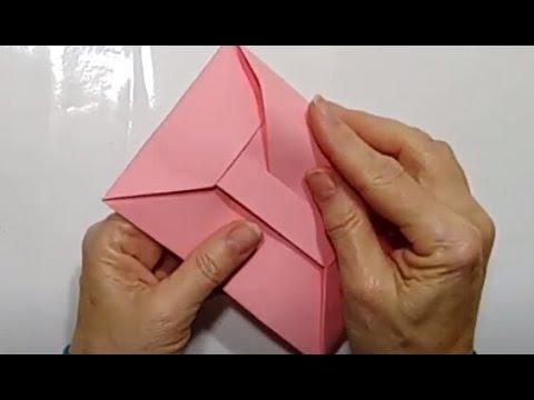 Вопрос: Как сложить письмо и вложить в конверт?
