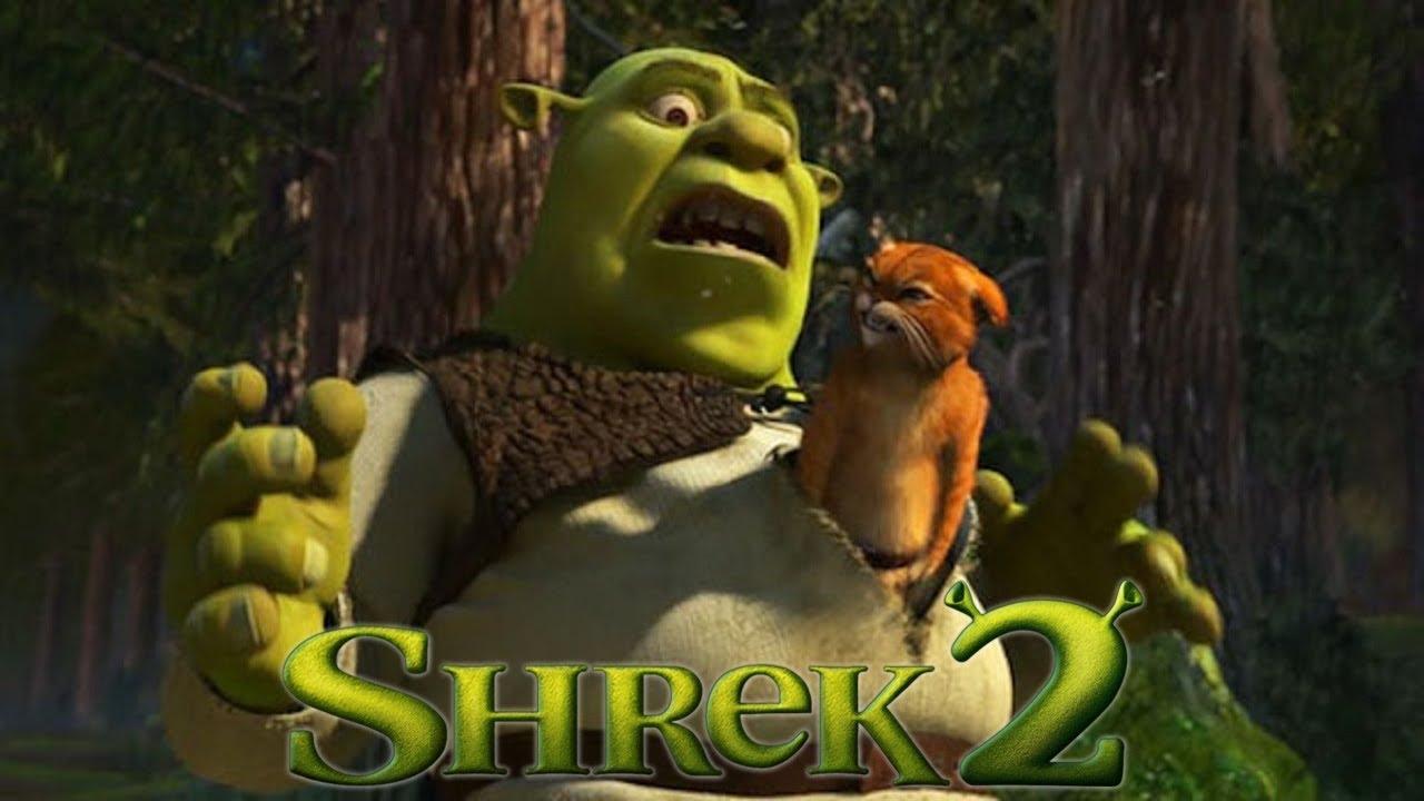 Shrek 2 Shrek Vs Puss In Boots Boss Fight Pc Gameplay Youtube