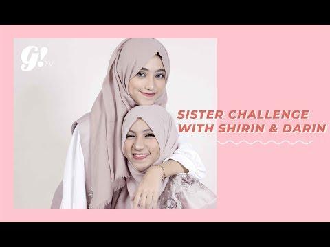 Kebiasaan Shirin & Darin Al Athrus Kalo Lagi Ramadhan