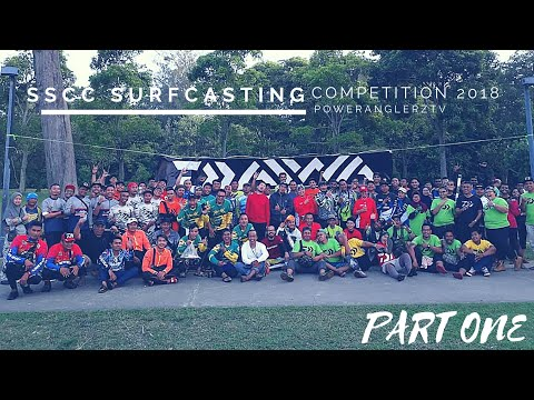SSCC Night Surfcasting Competition  2018  (Part One) Media Coverage By ( PATV productions )