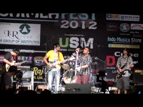 VANDE MATARAM by SWASTIK THE BAND in...