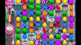 Candy Crush Saga Level 1298 no boosters 3 stars