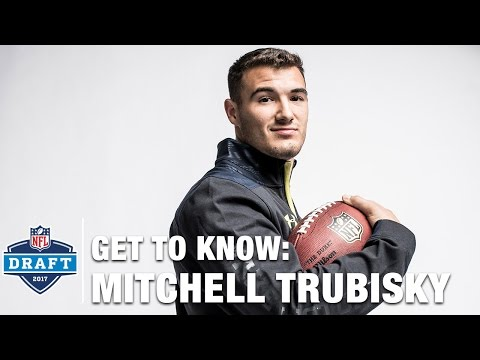 Get to Know: Mitchell Trubisky (North Carolina, QB) | 2017 NFL Draft