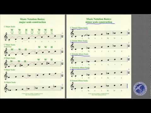 Music Notation Basics Topic 5 LECTURE (NYJA Online)