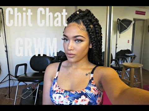 Chit Chat GRWM: Negativity, Cyber Sale, New Storytime + mo'