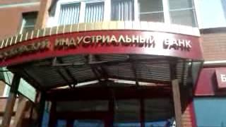 рекламные конструкции, вращающийся логотип МИнБ(, 2014-12-24T10:03:51.000Z)