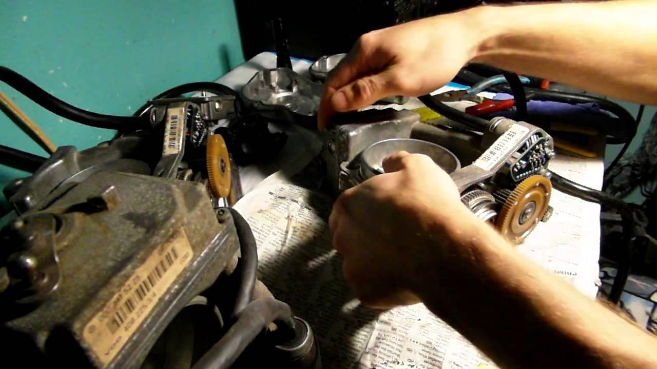 Mercedes Throttle Actuator Diagnostic Asr Limp Mode Youtube Bad Wiring