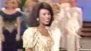 Miss America 1992 Top 10 Announcement